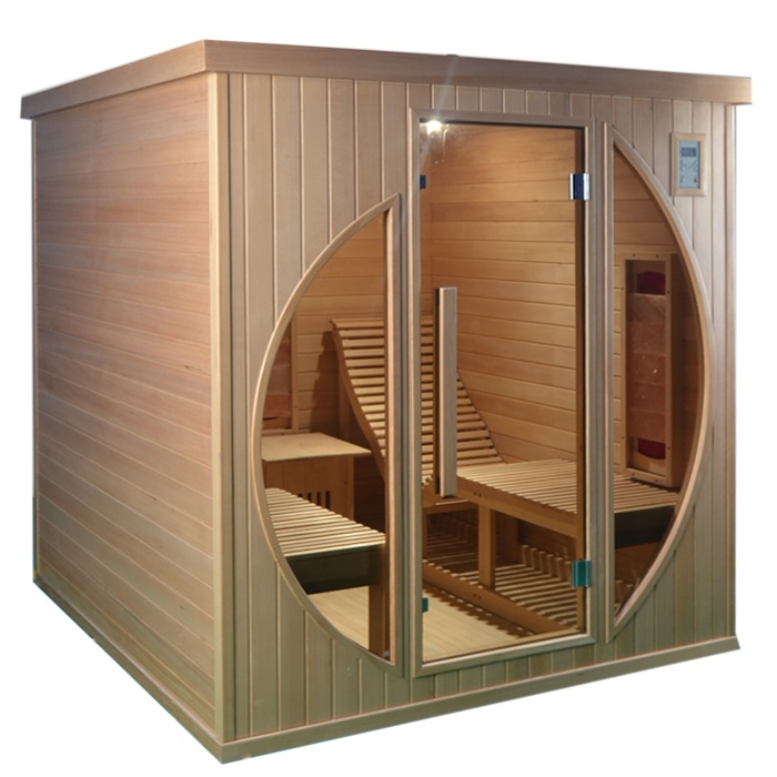 Cube Salt Therapy Room Seats 2-6  Own now, pay later over 24 months   Extended Warranty  Business Only